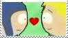Stamp: Creek by Luffy-Kun
