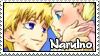 Stamp: Naruto x Ino by Luffy-Kun