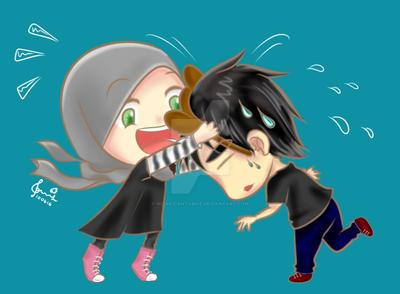 HBD my partner! ^3^ by nizakicantabile