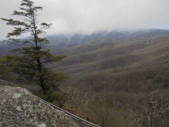 View from Blowing Rock by burtonfan422