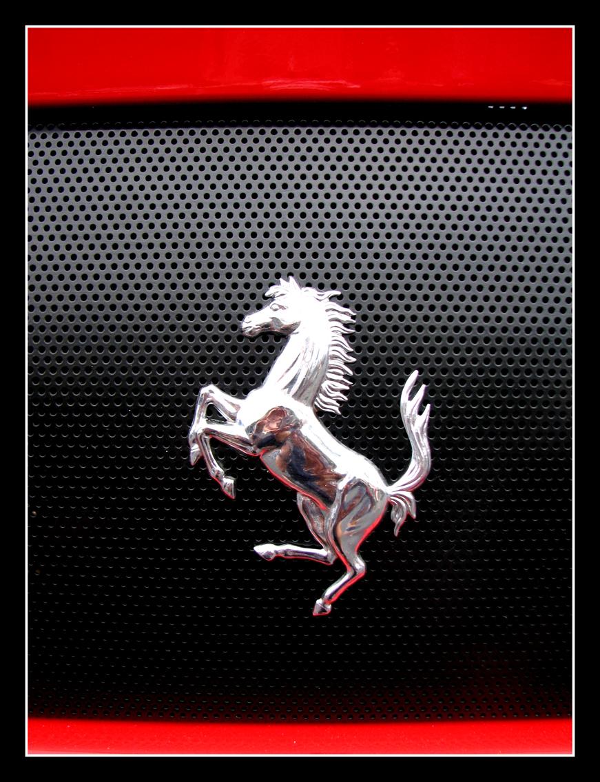 Ferrari Prancing Horse Logo Ferrari Prancing Horse by