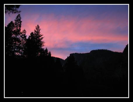 Pink Yosemite