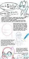 My little pony Tutorial : Part 1 by xYarks