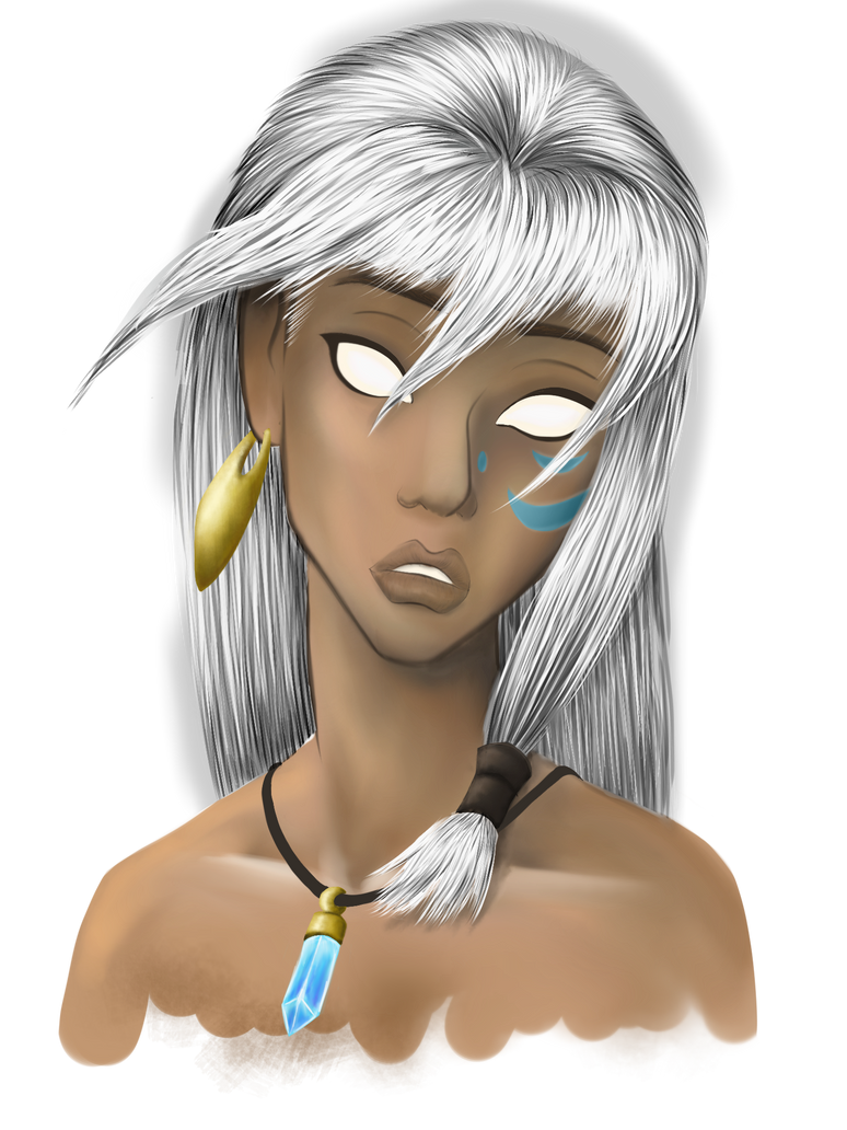 Quick drawing: Kida by MartaMS