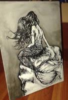mermaid by anudeep41