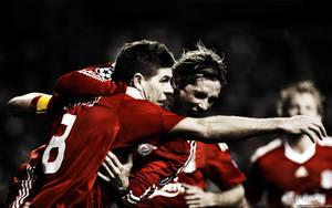Gerrard and Torres 2 by HelterSkelter33