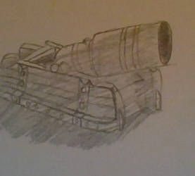 Small Mortar by KplKabbage