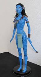 AVATAR NEYTIRI inspired Barbie by BiestHB