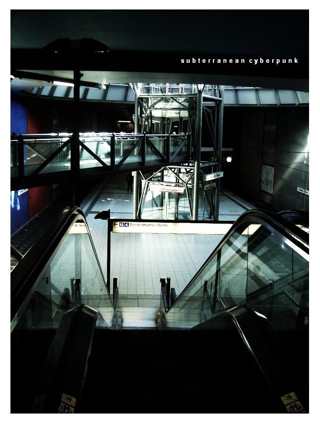 subterranean cyberpunk by tadayou