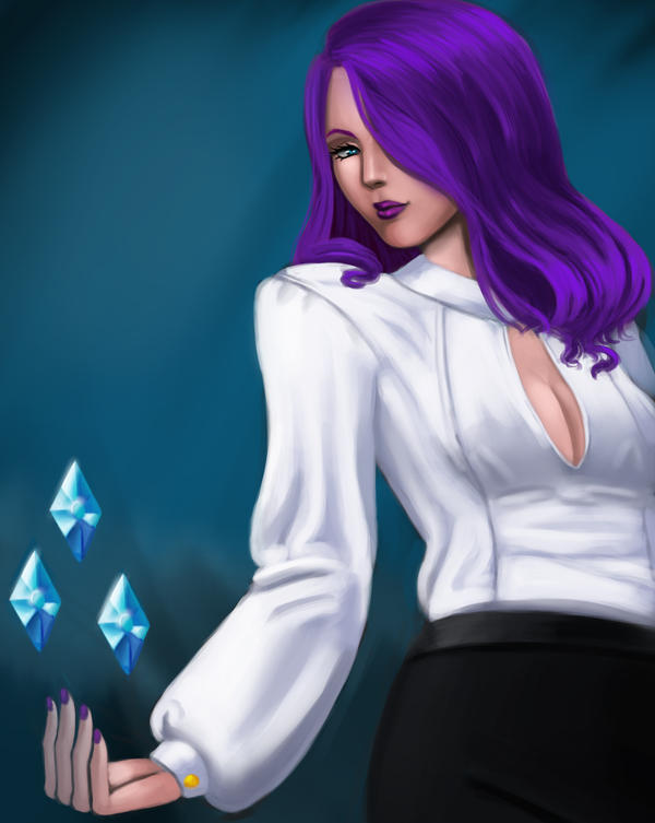 Friendship is diamonds by DCLzexon