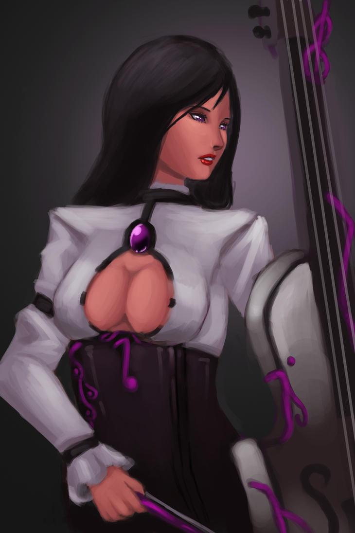 Octavia by DCLzexon