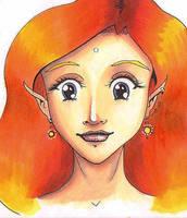 Redhead experiment by nekoyo