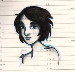 Calendar Girl by nekoyo