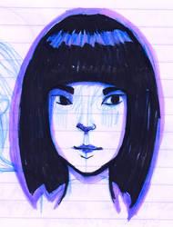 Doodle #3 by nekoyo