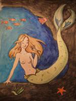 Mermaid by nekoyo