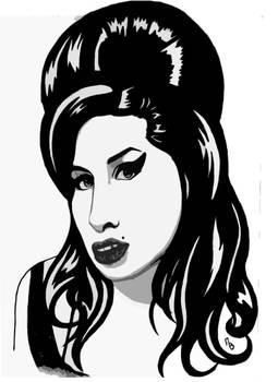 Amy Winehouse Photoshopped