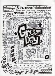 Green Day Lyric Mash Up