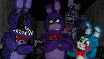 Five Nights At Freddy's favourites by SkullTheDog88 on