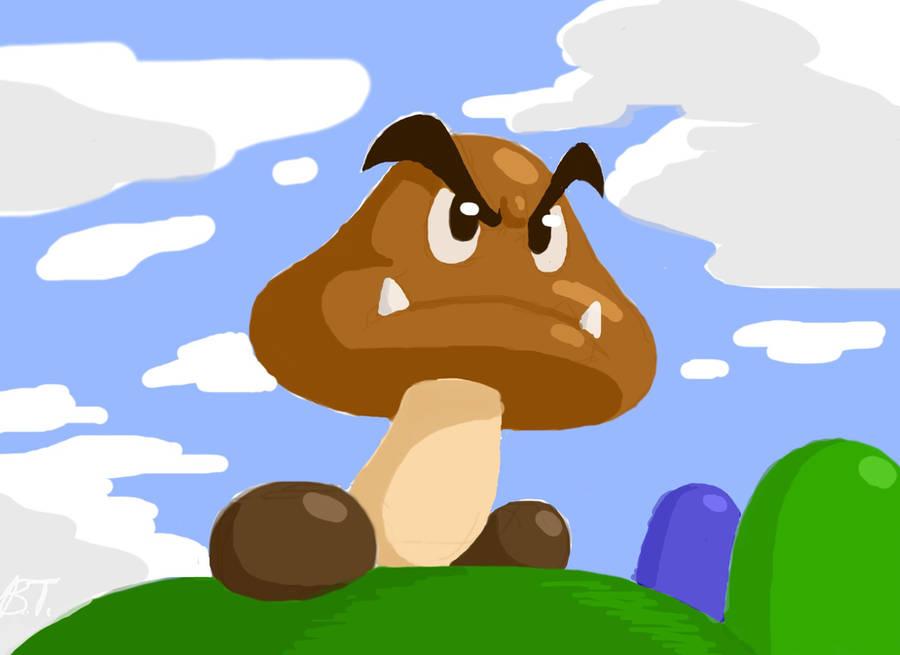 Determined Goomba by BThomas64