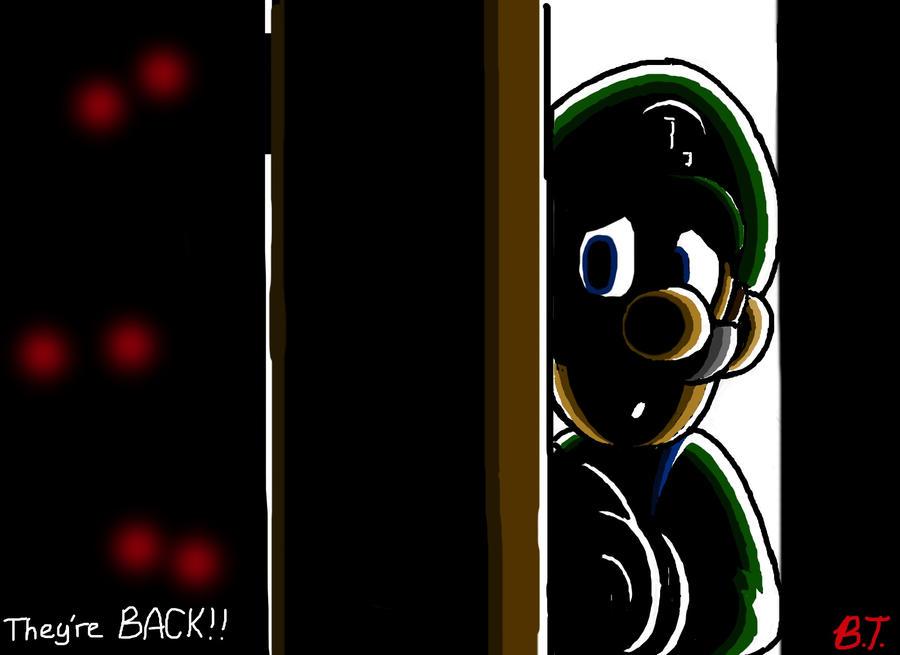 Luigi's Mansion 2 by BThomas64