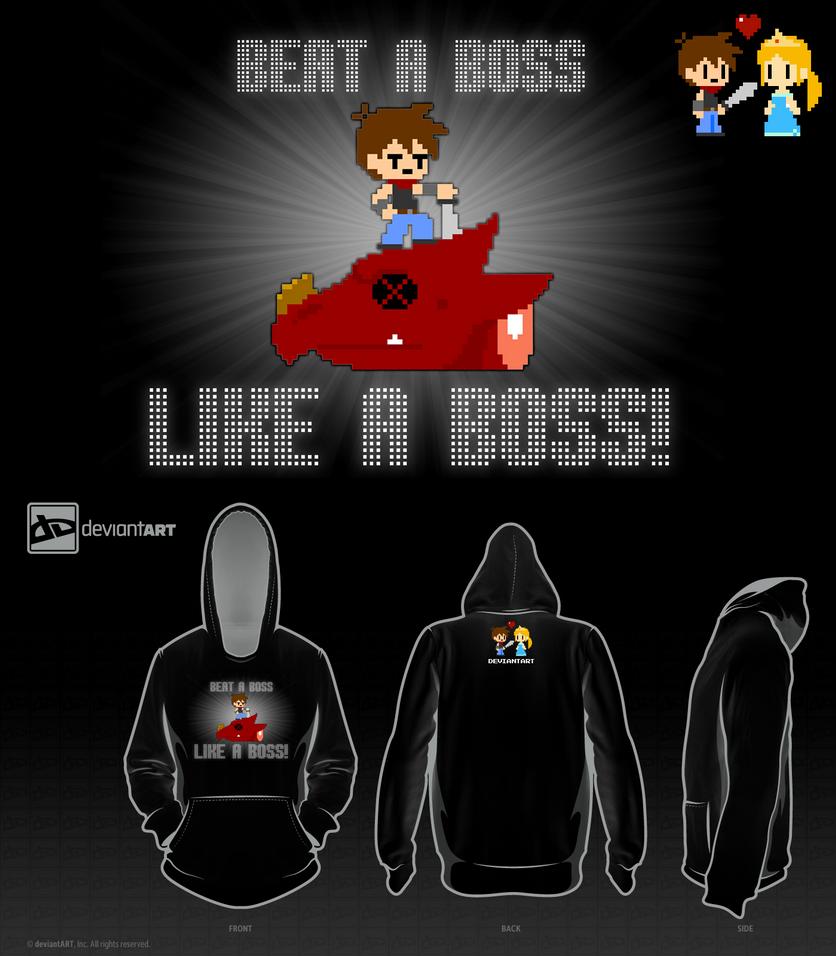 Beat a Boss Like a Boss by BThomas64