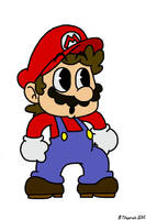 Cute Mario by BThomas64