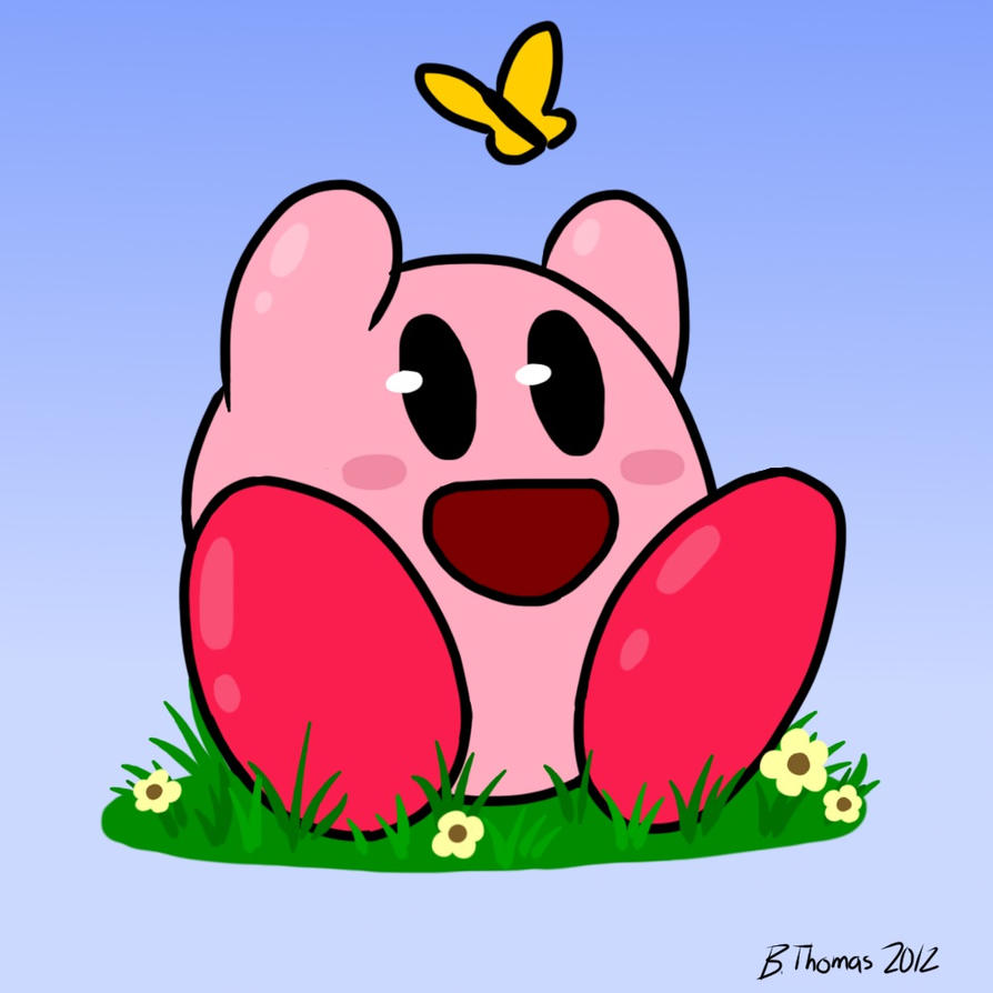 Cute kirby pictures