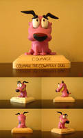 Courage Sculpture