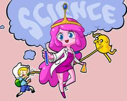 We've Got SCIENCE!! by BThomas64