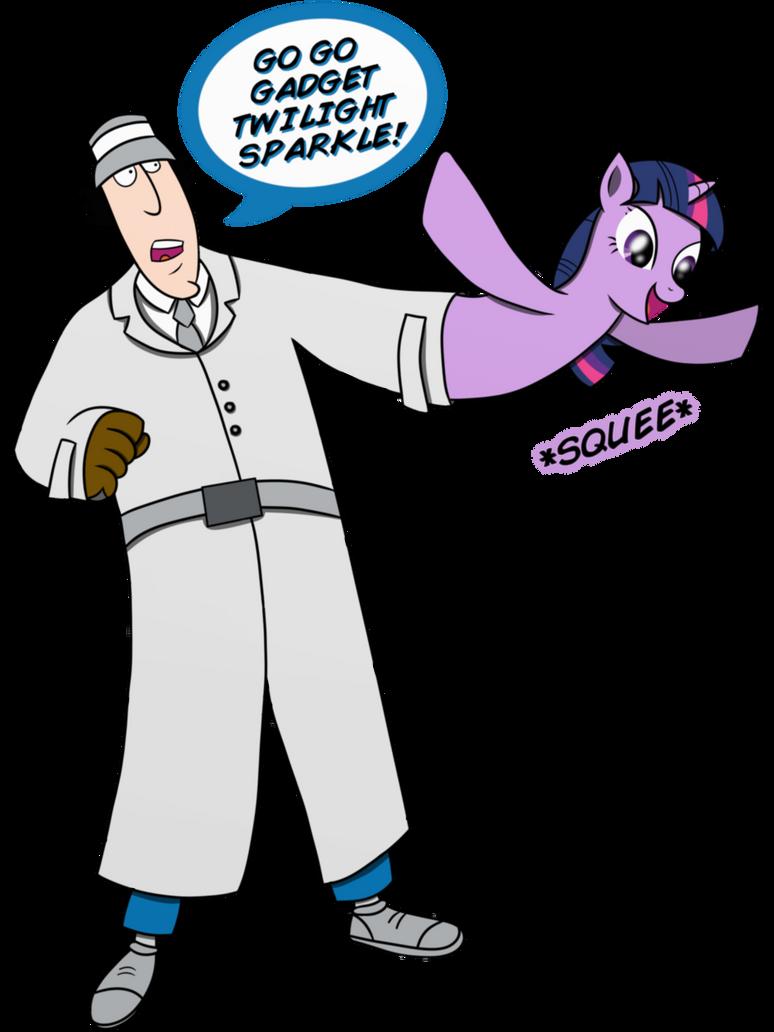 Go go gadget Twilight Sparkle (150+ Watchers) by Neutronicsoup
