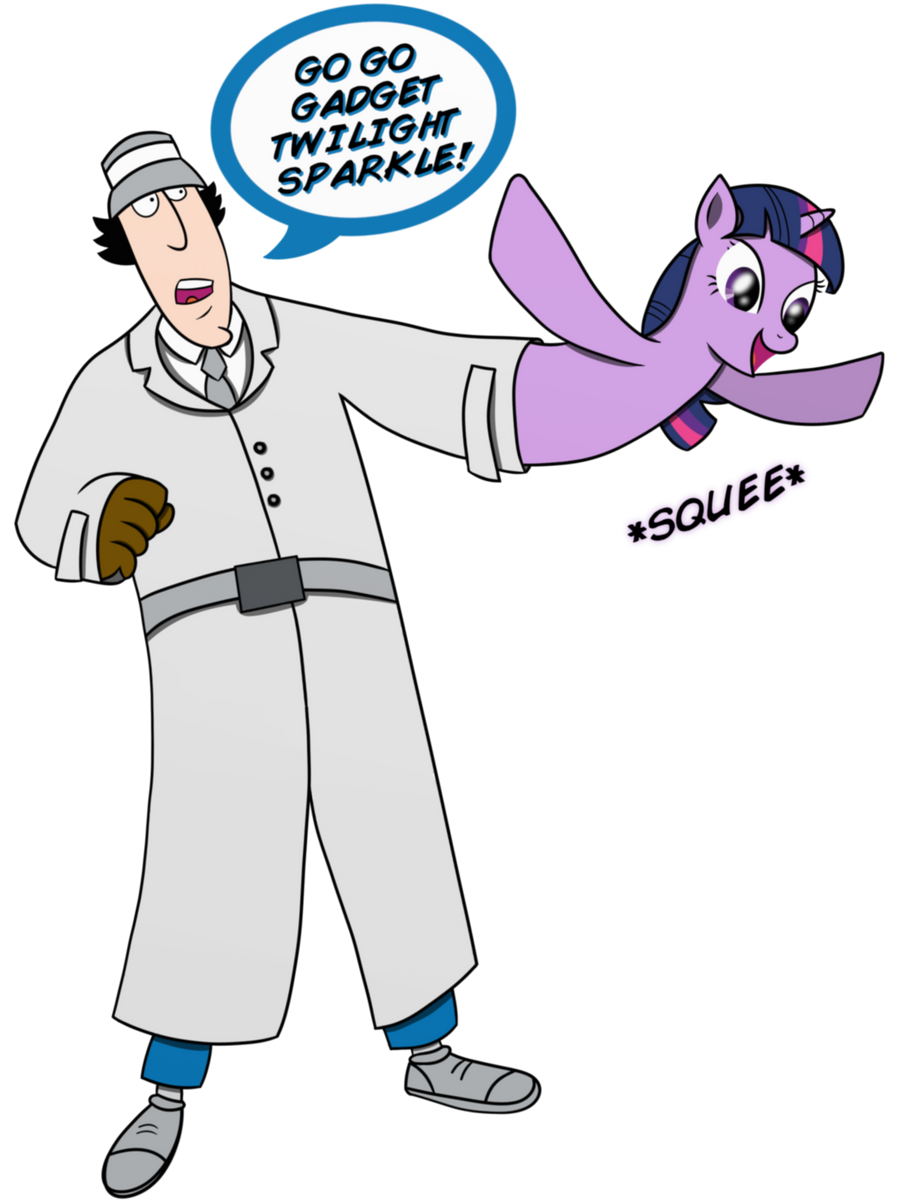 Go go gadget Twilight Sparkle (150+ Watchers) by Neutronicsoup