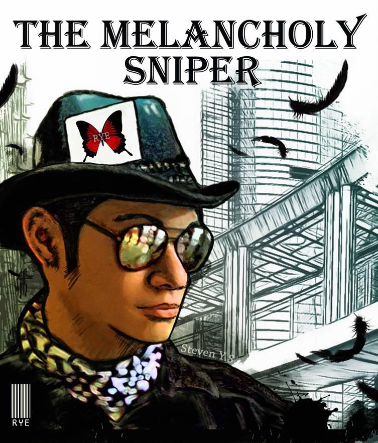 The Melancholy Sniper by RyeChan