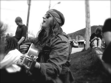 Hippie by lonelilyandrum