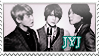 JYJ Stamp 1 by NileyJoyrus14