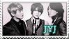 JYJ Stamp 1 by NileyJoyrus14