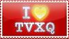 I Love TVXQ by NileyJoyrus14