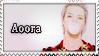 Aoora Stamp by NileyJoyrus14