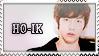 HO-IK Stamp by NileyJoyrus14