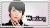WooSang Stamp by NileyJoyrus14