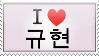 I Love Kyuhyun (Korean) by NileyJoyrus14
