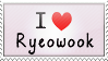 I Love Ryeowook by NileyJoyrus14