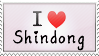 I Love Shindong by NileyJoyrus14