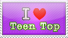 I Love Teen Top by NileyJoyrus14