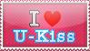 I Love U-Kiss by NileyJoyrus14