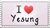 I Love Yesung by NileyJoyrus14