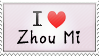 I Love Zhou Mi by NileyJoyrus14