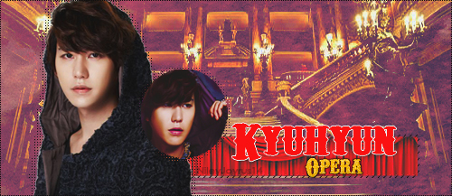 Kyuhyun Opera Signature by NileyJoyrus14 on DeviantArt