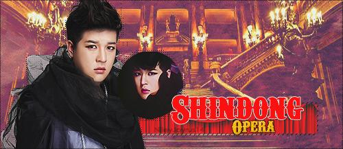 Shidong Opera Signature by NileyJoyrus14