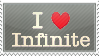 I Love Infinite by NileyJoyrus14