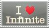 I Love Infinite by NileyJoyrus14